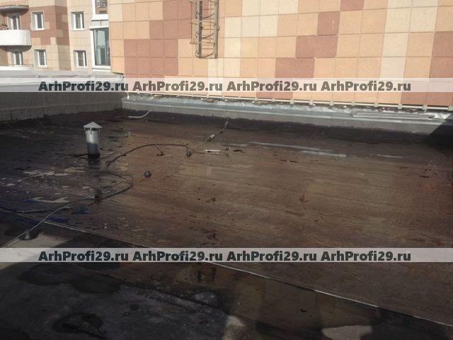 ЖСК Солнечный: устранение ошибок предыдущего подрядчика с монтажом кровли заново