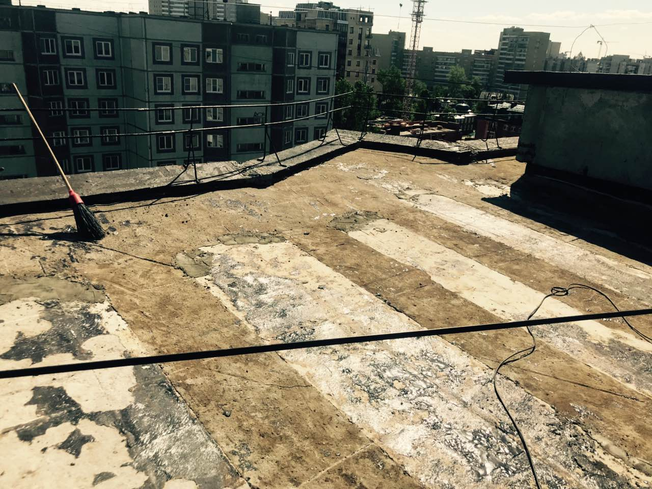 Капитальный ремонт дома Попова 20