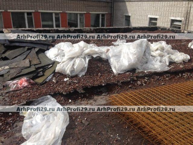 Спортзал Гимназии №21 (Ломоносова, 30): выполнены работы по капитальному ремонту кровли